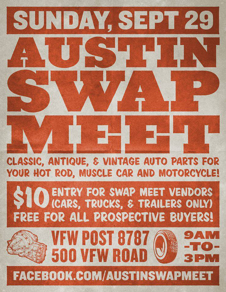 Austin Swap Meet
